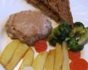 Котлеты из индейки с овощами